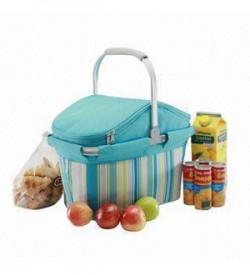 Picnic Cooler Basket