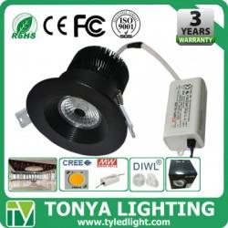 20-30w cree cob led downlight
