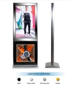 55″ Standing Motion Sensor Monitor