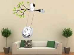 Bear Battery Lamp