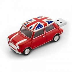 Mini Cooper Car USB Flash Drive