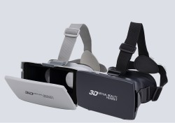 VR Headset – 3D Virtual Reality