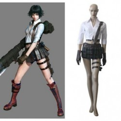 alicestyless.com Devil May Cry 3 Lady Cosplay Costume