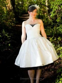 Short Wedding Dresses Ireland | Tea Length, Mini Length, Knee Length