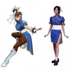 Alicestyless.com Street Fighter Chun Li Cosplay Costume