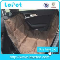 Car Seat Cover Fold Belt Waterproof car/auto Pet Dog Safety Travel Hammock