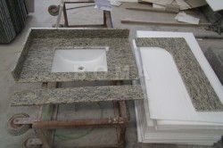 Installation Sample | Manufacturer & Supplier of Granite Countertops and Other Stone Products