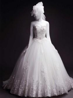 Ravishing Ball Gown Wedding Dresses, Ball Gowns UK – dressfashion.co.uk