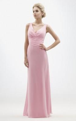 UK Long Pink Tailor Made Evening Prom Dress(BNNBC0007) cheap online-MarieProm UK