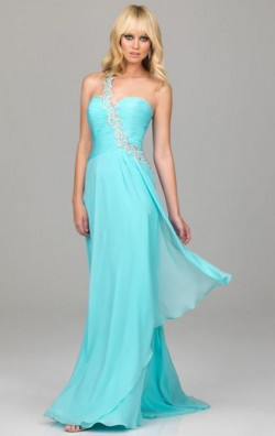 Simple Long Black Tailor Made Evening Prom Dress (LFNAF0042) cheap online-MarieProm UK