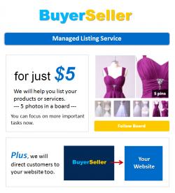 Managed Listing Service | Buyer Seller
