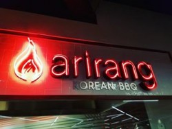 Arirang: Korean Barbecue, Bibimbap and Street Food