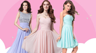 Party Dresses, Buy 2017 Cheap Party Dresses Online Sweden at Hebeos