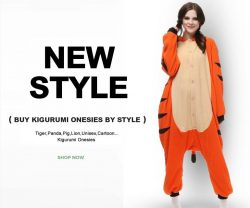 VuHeart:Kigurumi Onesie Pajamas for Women & Men|Animal Onesies