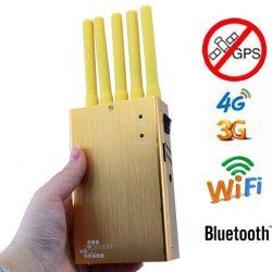 Brouilleur Portable Téléphone Mobile Portatif Neuve Meilleur Pas Cher