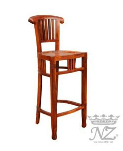 Bar Stool Teak Chairs Minimalist