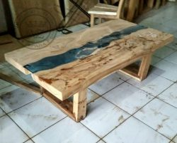 Jepara Minimalist Dining Table