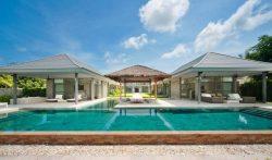 Luxury 5 Star Beachfront Villa in Koh Samui with Pool, Plai Laem