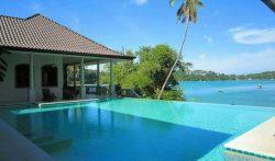 4 Bedroom Absolute Beachfront Villa in Ao Yon Bay, Phuket, Thailand
