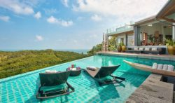8 Bedroom Luxury Villa with Private Pool, Choeng Mon, Koh Samui