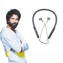 U&I UiNs-1062 Neckband Earphones – Sports Earphones Series