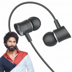 Wired EarphoneU&I Cap Series Wired Earphone For All Smartphones – Ui-99 Champ