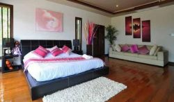 4 Bedrooms Luxury Villa with Infinity Pool, Bo Phut, Koh Samui