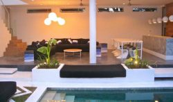 3 Bedroom Luxury Seminyak Villa with Private Pool at Petitenget, Bali