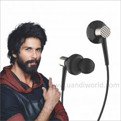 U&I Plant Series Wired Earphone For All Smartphones – Ui-36 Champ