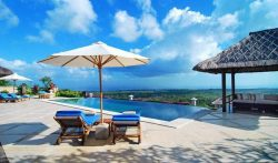 4 Bedroom Ocean View Hideaway Villa at Balangan Jimbaran, Bali
