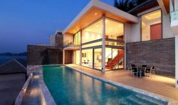 Private 3 Bedroom Villa with Infinity Pool in Kamala, Phuket, Thailand
