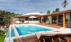 4 Bedroom Luxury Villa with Pool in Plai Laem, Koh Samui, Thailand