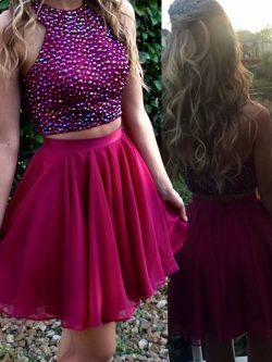 Two Piece Ball Dresses NZ for Sale Online | Victoriagowns