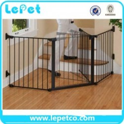 Pet Door for dogs pet safety door dog safety gate Lockable Wholesale For Amazon and eBay stores
